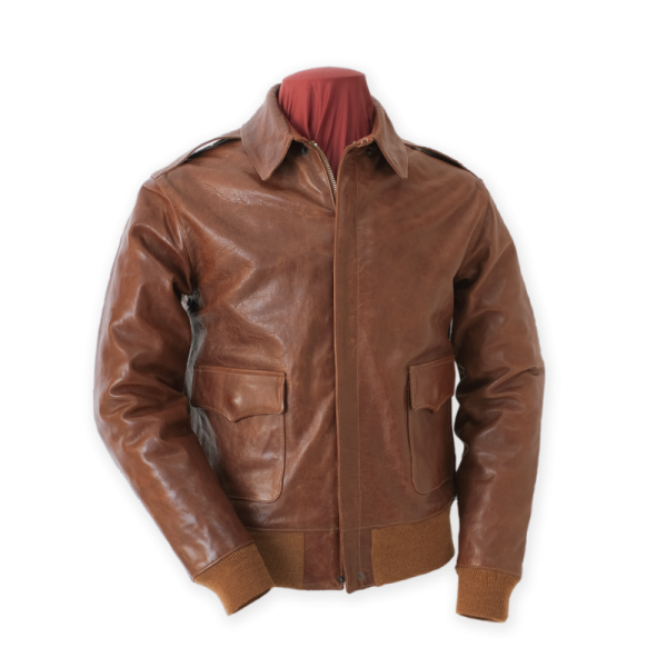Looking for an A-2 Werber-Leather-Coat-Co.-Contract-1729 in good condition, size 42 Image